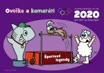 Ovečka a kamaráti 2020 ( Športové legendy )