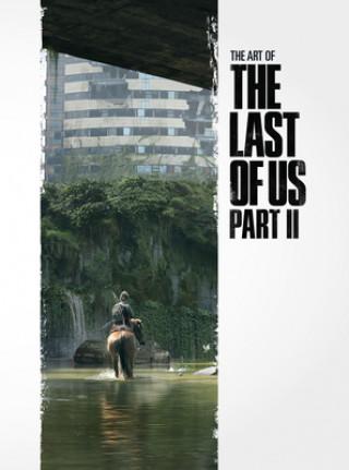 Art Of The Last Of Us Part Ii