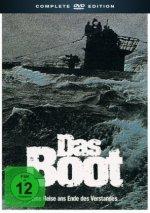 Das Boot - Complete Edition (Das Original), 5 DVD + 2 MP3-CD + 1 Audio-CD