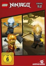 LEGO Ninjago. Staffel.11.2, 1 DVD