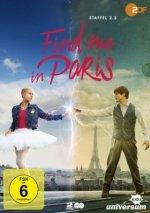 Find me in Paris. Staffel.2.2, 2 DVD
