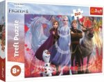 Puzzle Ledové království 2 Cesta za dobrodružstvím