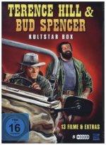 Terence Hill & Bud Spencer - Die Kultstar Big Box