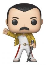 Pop Queen Freddie Mercury Jacket Vinyl Figure