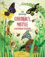 Chrobáky, motýle a iné drobné živočíchy