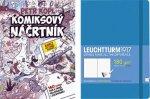 Výhodný balíček: Komiksový náčrtník a Skicář LEUCHTTURM1917 (modrý)