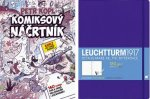 Výhodný balíček: Komiksový náčrtník a Skicář LEUCHTTURM1917 (fialový)