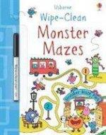 Wipe-Clean Monster Mazes