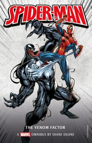 Marvel classic novels - Spider-Man: The Venom Factor Omnibus