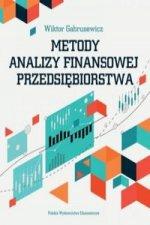 Metody analizy finansowej przedsiębiorstwa
