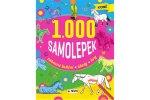 1000 samolepek koně