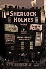 Sherlock Holmes the Novels Leather edition
