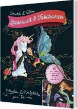 Scratch & Relax - Zauberwelt & Fabelwesen