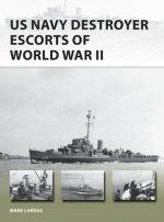 US Navy Destroyer Escorts of World War II