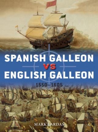 Spanish Galleon vs English Galleon