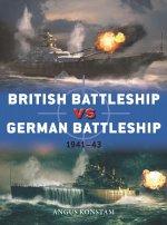 British Battleship vs German Battleship