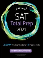 SAT Total Prep 2021: 5 Practice Tests + Proven Strategies + Online + Video
