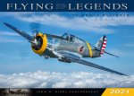 Flying Legends 2021: 16-Month Calendar - September 2020 Through December 2021
