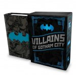 DC Comics: Villains of Gotham City Tiny Book