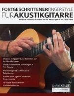 Fortgeschrittener Fingerstyle für Akustikgitarre