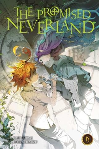Promised Neverland, Vol. 15