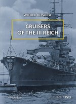 Cruisers Of The Third Reich Volume 2