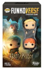 Funkoverse Strategy Game Harry Potter Expandalone
