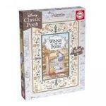 Educa Borras - Winnie the Pooh Poohsticks 1000 piece Jigsaw Puzzle