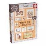 Educa Borras - Winnie the Pooh Photoframes 1000 piece Jigsaw Puzzle
