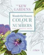 Kew Gardens Wonderful Flowers Colour-by-Numbers