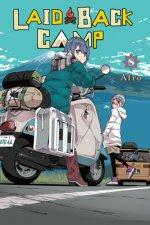 Laid-Back Camp, Vol. 8