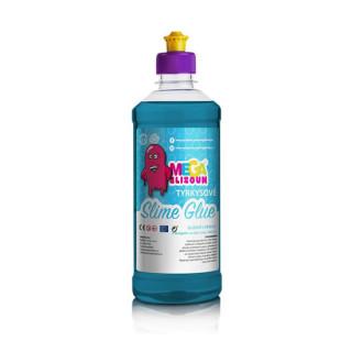 Megaslizoun PVA slizové lepidlo - TYRKYSOVÉ, 500 ml