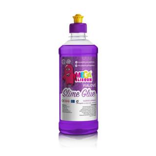 Megaslizoun PVA slizové lepidlo - FIALOVÉ, 500 ml