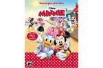 Samolepková knížka Minnie