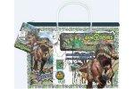 Taštička s penálem Dino