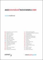 Ako odvrávať novembru 1989