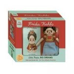 Frida Kahlo Doll and Book Set