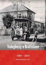 Trolejbusy v Bratislave 1909 - 2019