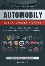 Automobily Jména, značky a znaky