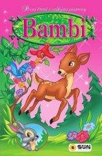 Bambi První čtení s velkými písmeny