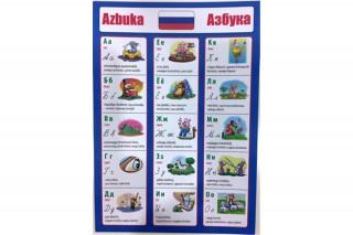 Ruský jazyk Azbuka - Pomůcka pro školáky