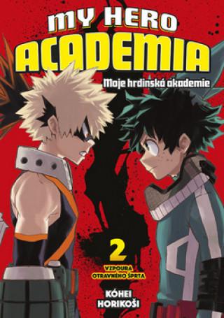 My Hero Academia 2 Moje hrdinská akademie