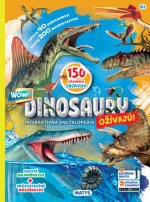 Dinosaury ožívajú! Interaktívna encyklopédia