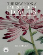 Kew Book of Embroidered Flowers (Folder edition)