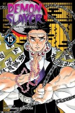 Demon Slayer: Kimetsu no Yaiba, Vol. 15