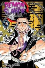Demon Slayer: Kimetsu no Yaiba, Vol. 15