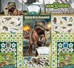 Samolepkový set 500 ks Dinosauři