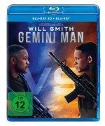 Gemini Man 2D + 3D