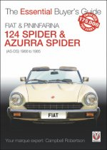 FIAT 124 Spider & Pininfarina Azurra Spider