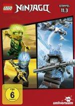 LEGO Ninjago. Staffel.11.3, 1 DVD